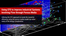 Using CFD to Improve Industrial Systems Involving Flow through Porous Media