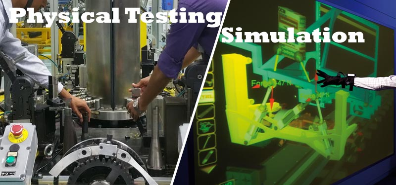 Physical Testing of Industrial Equipment