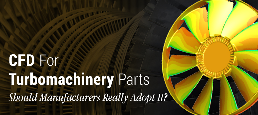 CFD for turbomachinery equipment