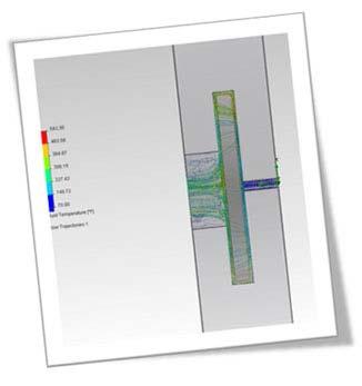 CFD Flow Analysis Through Diffuser